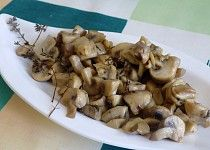 Kyselé houby Stuffed Mushrooms, Canning, Vegetables, Food, Stuff Mushrooms, Home Canning, Vegetable Recipes, Eten, Veggie Food