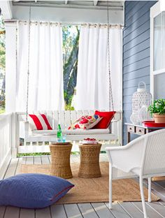 Front Porch Makeovers