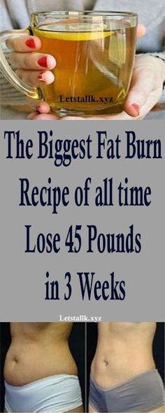 The Biggest Fat Burn Recipe of all time-Lose 45 Pounds in 3 Weeks #fitness #beauty #hair #workout #health #diy #skin #Pore #skincare #skintags #skintagremover #facemask #DIY #workout #womenproblems #haircare #teethcare #homerecipe