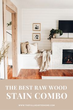 Best Wood Stain, Diy Wood Stain, Wood Stain Colors, Interior Wood Stain, Hardwood Furniture, Home Furniture, Furniture Refinishing, Decorating Your Home, Diy Home Decor