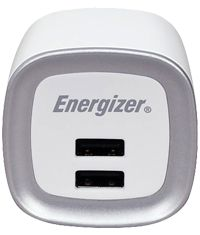Energizer® Dual Wall Universal USB Charger