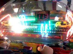 Corvette dragster (Arcade ticket)