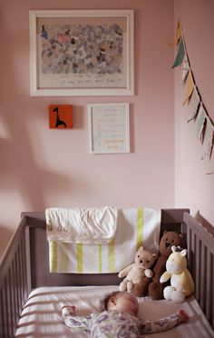 Hipster nursery love the colors Hipster Nursery, Nursery Modern, Rustic Nursery, Nursery Neutral, Modern Nurseries, Nursery Dresser, Nursery Room, Girl Nursery, Nursery Decor