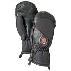 Hestra - Power Heater Mitt - Gloves ➽ Dispatch within - Buy online now! ✓ 30 Day Return Policy ✓ Expert advice ✓ Free delivery to UK Women's Ski Gloves, Best Gloves, Mens Skis, Ski Wear, Winter Gear, Helping The Homeless, Ski And Snowboard, Powerful Women, Cold Weather
