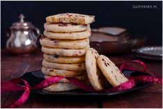ciasteczka z żurawiną Waffles, Pancakes, Sweets, Breakfast, Food, Morning Coffee, Gummi Candy, Candy, Essen