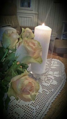 Serenity Pillar Candles, Serenity, Candles