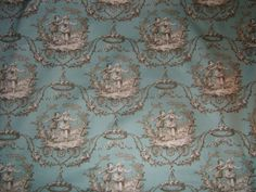 Larry /Lee Jofa Fabric by The Yard Toile Minuet Toile Multiple Colors Vintage   eBay