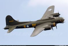 Boeing B-17G Flying Fortress (299P) aircraft picture