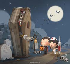 Amamos halloween