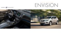 Downloadable 2017 Buick Envision Brochure Buick Envision Buick