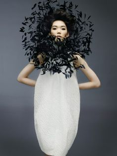 "Dress Me: Models: Tao Okamoto at KG ""The Art of Fashion"""