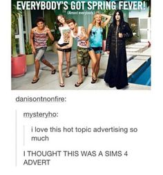 Hot Topic is brilliant