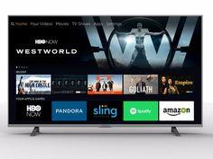 Amazon is putting its Alexa virtual assistant inside TVs (AMZN)