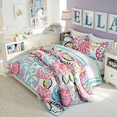 New Teen Furniture & New Teen Decor Teenage Girl Bedroom Designs, Teenage Girl Bedrooms, Big Girl Rooms, Teen Bedroom, Oak Bedroom, White Bedroom, Teen Furniture, Girls Bedroom Furniture, Bedroom Decor