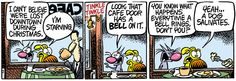 """Mother Goose and Grimm ~ Mike Peters Website ~ """"Every Time A Bell Rings"""""""