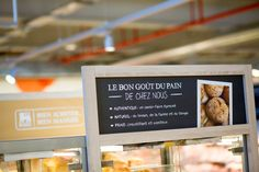 Delhaize by Minale Design Strategy - Retail Design - In-store communication mediums