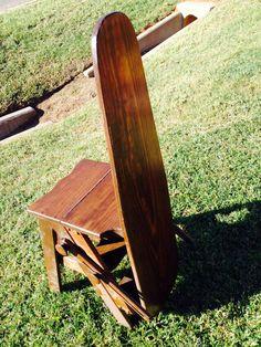 Ironing board chair in Frankston Tx