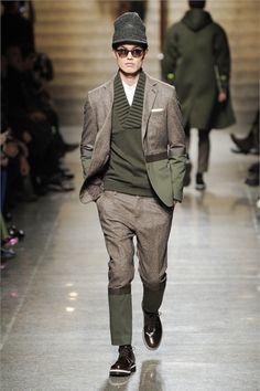 Mens Fashion Frankie Morello F/W 2013