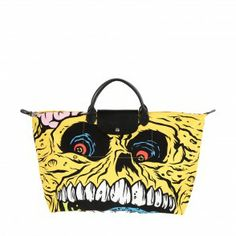 LONGCHAMP X JEREMY SCOTT
