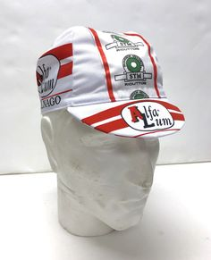 658a5f7a1c3 Alpha Lum Colnago Cycling Cap - Made in Italy by Apis