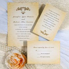 Top 6 Rustic Wedding Invitations for Shabby Chic Weddings Wedding Invitations Australia, Yellow Wedding Invitations, Discount Wedding Invitations, Creative Wedding Invitations, Beautiful Wedding Invitations, Vintage Wedding Invitations, Wedding Invitation Design, Invites, Invitation Suite