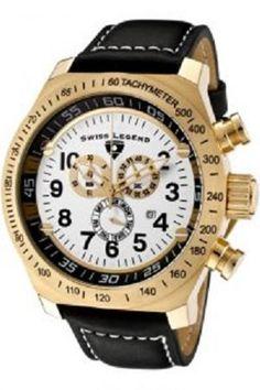 Orologio Swiss Legend SL-22828-YG-02 nuovo con garanzia