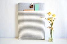 Really love this, from the Etsy shop LinenMarket. http://etsy.me/2Afsm3s #etsy #accessories #case #laptopsleeve15 #computercover14 #computersleeve13 #laptopcase12inch #chromebook11inch #macbookcase #dellinspiron