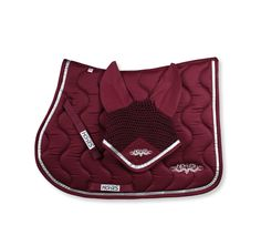 Horses Glam Set - Burgundy https://bespokeequestrian.co.uk/index.php?route=product/product&product_id=1490
