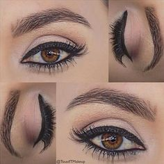 Gorg Eye Makeup @tousiftmakeupartist Share your looks to be featured #GlamExpress or  http://ift.tt/1LKibRA (win cool stuff ) BBloggers  YTers : check out our monthly beauty competitions  http://ift.tt/1yB0sDN  //DEETS// High Voltage  Eye Primer @katvondbeauty Eyeshadow: Tartelette Amazonian Clay Matte Palette @tartecosmetics  Loose Pearl Eye Shadow in Nude @nyxcosmetics Eyeliner: Ink Liner (ultra black) @katvondbeauty  Wispies Glamour Lashes @ardell_lashes @hbbeautybar  Mascara: Immortal…