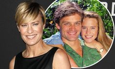 Robin Wright's first husband Dane Witherspoon dies at 56 #DailyMail