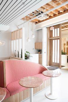 modern fresh cafe