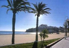 Peñíscola, Spain. Been there done that ♡