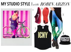 Activewear picks from NYC instructor Robin Arzon | Well+Good