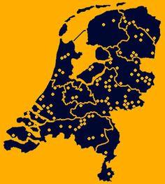 Met bijna 100 kantoren in heel Nederland is er altijd een deskundige HypotheekCompany adviseur bij jou in de buurt.