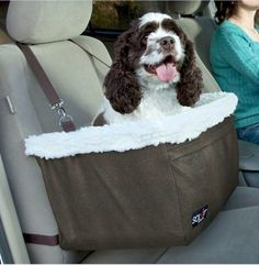 Solvit Ex Large Tagalong Booster Seat For Dogs Dog Crate