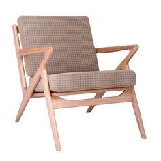 Bilden Lounge Chair - Natural | Memoky.com