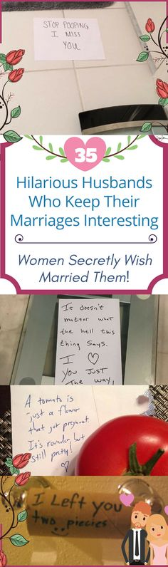 35 Hilarious Husbands Who Keep Their Marriages Interesting - Women Secretly Wish Married Them! I can't stop laughing at these hilarious husbands! They sure know how to make sure their marriages aren't boring! These photos are marriage life goals. Marriage Humor, Marriage Life, Marriage Advice, Quotes Marriage, Happy Marriage, Life Advice, Marriage Preparation, Marriage Help, Godly Marriage