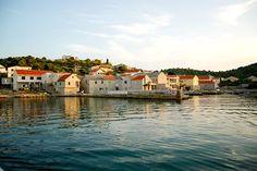 Waterfront, Coast, Water, Island