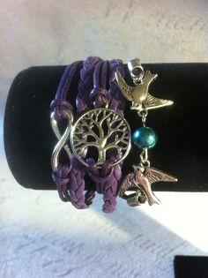 Lovely in purple!