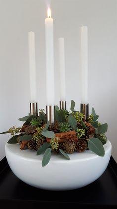 Ich wünsche Euch allen ein schönes und gemütliches Adventwochenende! Bei mir duftet es nach Eukalyptus, Zimt und Sternanis! Alexandra