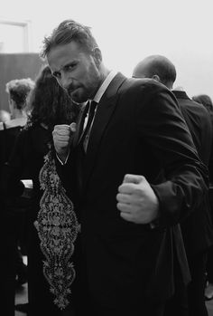 72nd Venice Film Festival | 'The Danish Girl' Premiere | Matthias Schoenaerts shot by Greg Williams