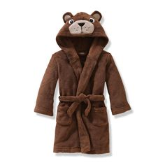 Animal Hood Robe for Toddlers