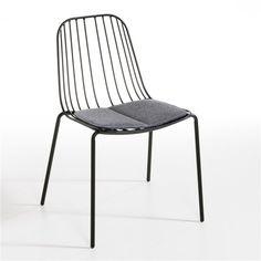 Chaise métal (lot de 2) Bop AM.PM