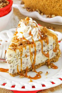 This post is sponsored by Challenge Dairy, but all opinions are my own. This Browned Butter Pecan Cheesecake is made with toasted buttered pecans and browned butter for a cheesecake that is full of flavor and perfect for fall! I'm totally in love! Are you ready for fall? I know I am. We had a …