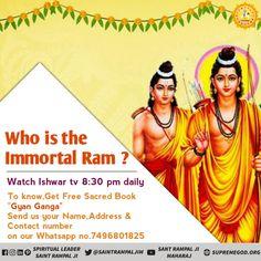pe Janiy asli kaun hai wo Kya sukh de sakta hai wo parmatma Sant Rampal ji ne bataya ki hai jo har yug me ate h aur sirf vahi janm maran ka chakkr kat sakte hai Ramnavmi Wishes, Happy Wishes, Ram Navmi, Happy Ram Navami, Ram Image, Shri Guru Granth Sahib, Wish Quotes, Art Quotes, Hindi Quotes