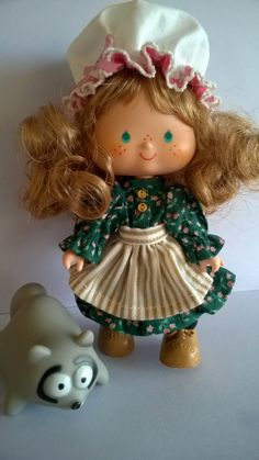 Maple Sugar and Johnnycake (American Pioneer) Johnnycake, Maple Sugar, Strawberry Shortcake Doll, Those Were The Days, Custom Dolls, Some Pictures, Vintage 70s, Childhood Memories, Baby Dolls