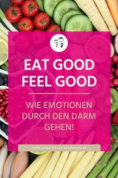 Emotionen sind wie das Salz in der Suppe, sie bringen Farbe ins Leben und ohne Emotionen wäre das Leben ohne jede Bedeutung. Die neuesten Forschungen bestätigen, dass Emotionen im Darm durch Darmempfindungen entstehen und im Gehirn mit dem dazugehörigen Sinneswahrnehmung wie sehen, hören, schmecken etc. als Erinnerung abgespeichert werden.. Eat good, feel good - alles was du isst, hat Auswirkungen auf den Wohlbefinden! Schau dir an, was dein Darm alles kann. #darm #gesundheit #emotionen… Fitness Workouts, Body And Soul, Feel Good, Feelings, Sauerkraut, Blog, Kimchi, Immune System, Healthy Food