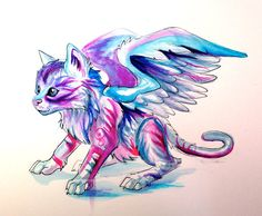 Kitty Design by Lucky978.deviantart.com on @deviantART