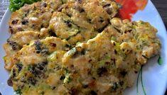 Siekane kotleciki z kurczaka, pieczarek i pora Quiche, Sprouts, Potato Salad, Zucchini, Potatoes, Chicken, Meat, Vegetables, Breakfast