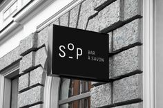 SOPSOP is a made up name from the word soap / Kristina Kouros
